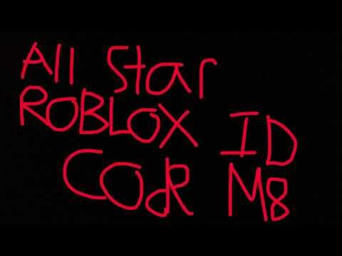 ROBLOX All Star ID code