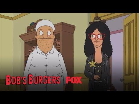 Teddy Dresses Up As A Sexy Nurse   Season 8 Ep. 3   BOB'S BURGERS
