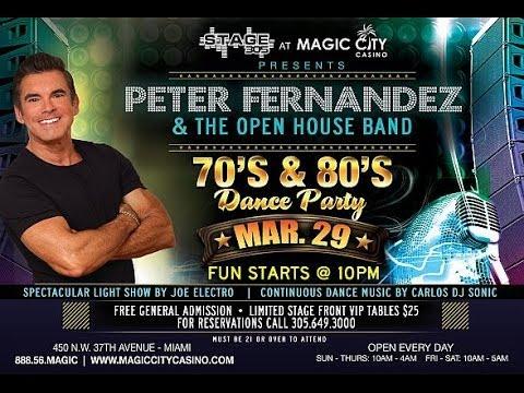 "PETER FERNANDEZ SINGS ""SI PUDIERA VOLVER""... A VIDEO DOWN MEMORY LANE"