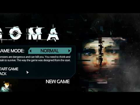 Eka Pelivideo SOMA Epic Games