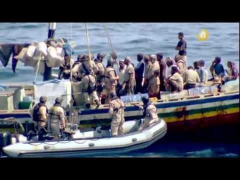 Pirate Hunt 3/6 Danish Counter-Piracy Documentary (English Subtitles)