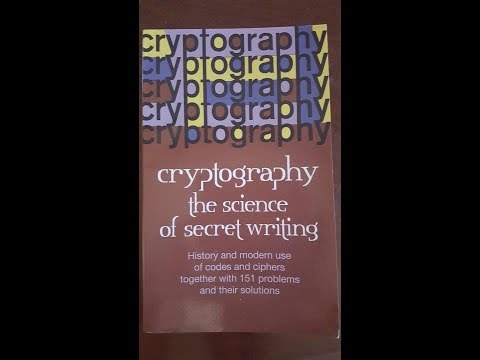 Crypto books