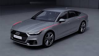 The all-new Audi A7 - Exterior Animation