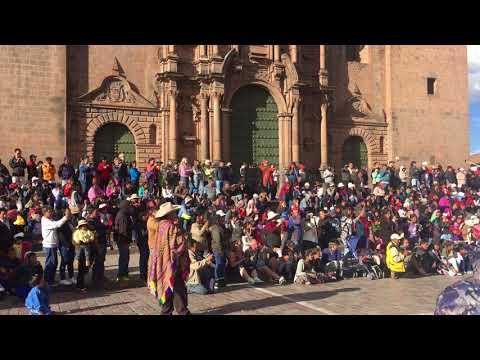 Cusco, Inca Dancing Performance