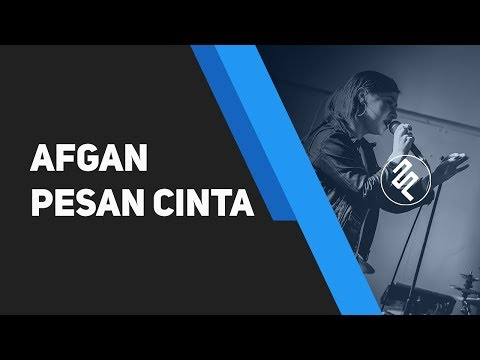 Afgan - Pesan Cinta Karaoke Piano Instrumental / Backing Track / CHORD