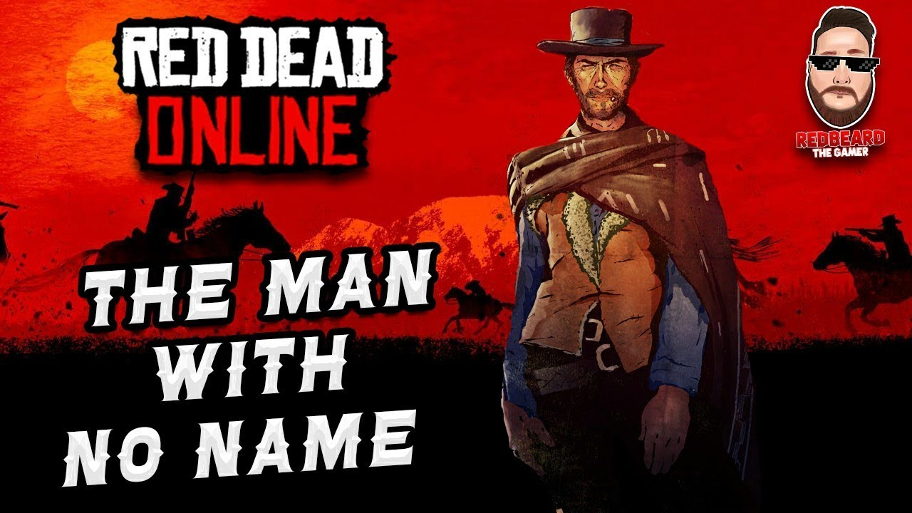 💀Red Dead Online - Clint Eastwood