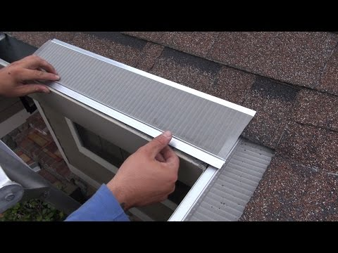 Gutter Guard by Gutterglove at Home Depot