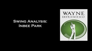 Golf Swing Analysis: Inbee Park