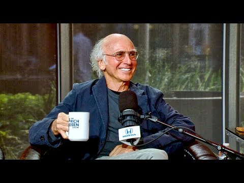 "Larry David Talks ""Curb Your Enthusiasm,"" Jets, Yankees & Much More with Rich Eisen  Full"