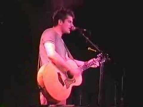 Matt Nathanson - Answering Machine - 6/29/2002