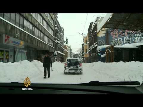 Veliki snijeg u