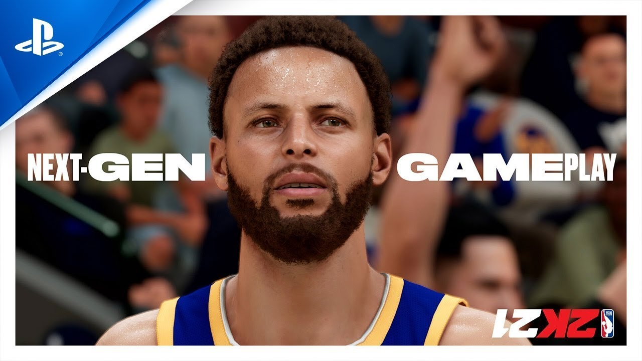 NBA 2K21: Next-Gen Gameplay Reveal