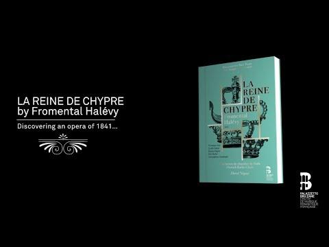 HALÉVY, La Reine de Chypre (1841) - 'Opéra français' CD-Book