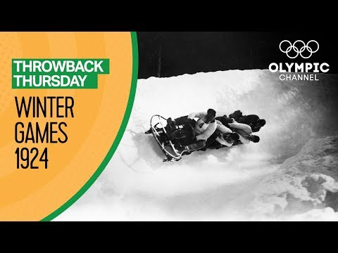 The Olympic Winter Games are Born | Throwback Thursday