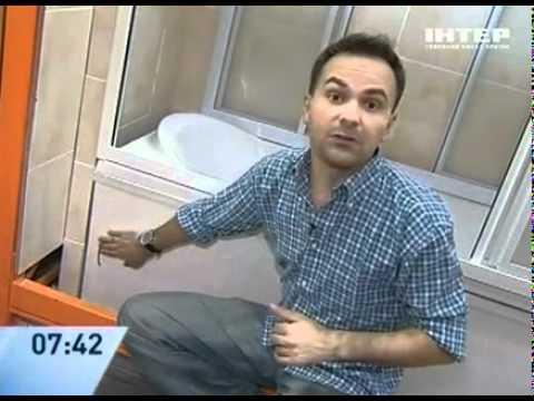 как смонтировать подвесной реечный потолок в ванной своими рукам .