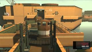 metal gear solid 2 Sons of Liberty shell 1-2 connecting bridge pcsx2