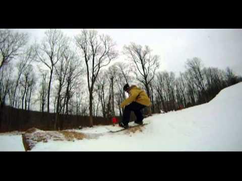 Michael Grzywacz 2011 Snowboard Edit