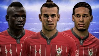 WHAT IF SOUTHAMPTON NEVER SOLD THEIR BEST PLAYERS? FIFA 19 Experiment