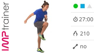 Circuito Total Body Con Esercizi Per Tonificare Gambe, Glutei e Braccia