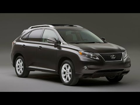 2011 Lexus RX 350 SUV In Depth Review Best Mid Sized SUV