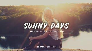 Armin Van Buuren Sunny Days Tritonal Remix