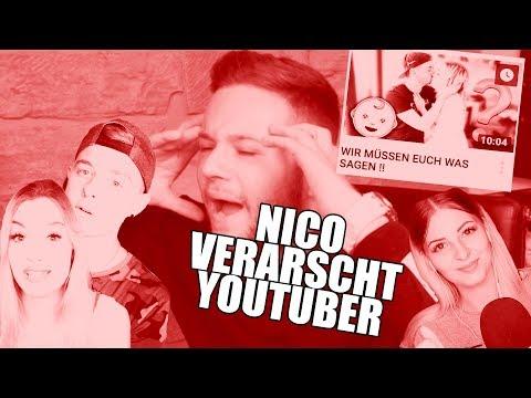 Nico verarscht Youtuber | akustische Erlebnisse | inscope21