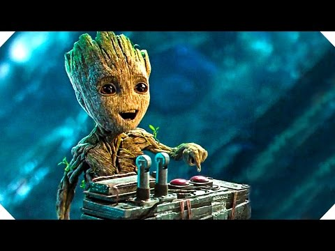 Thumbnail: Guardians of the Galaxy 2 - BABY GROOT Button Clip !
