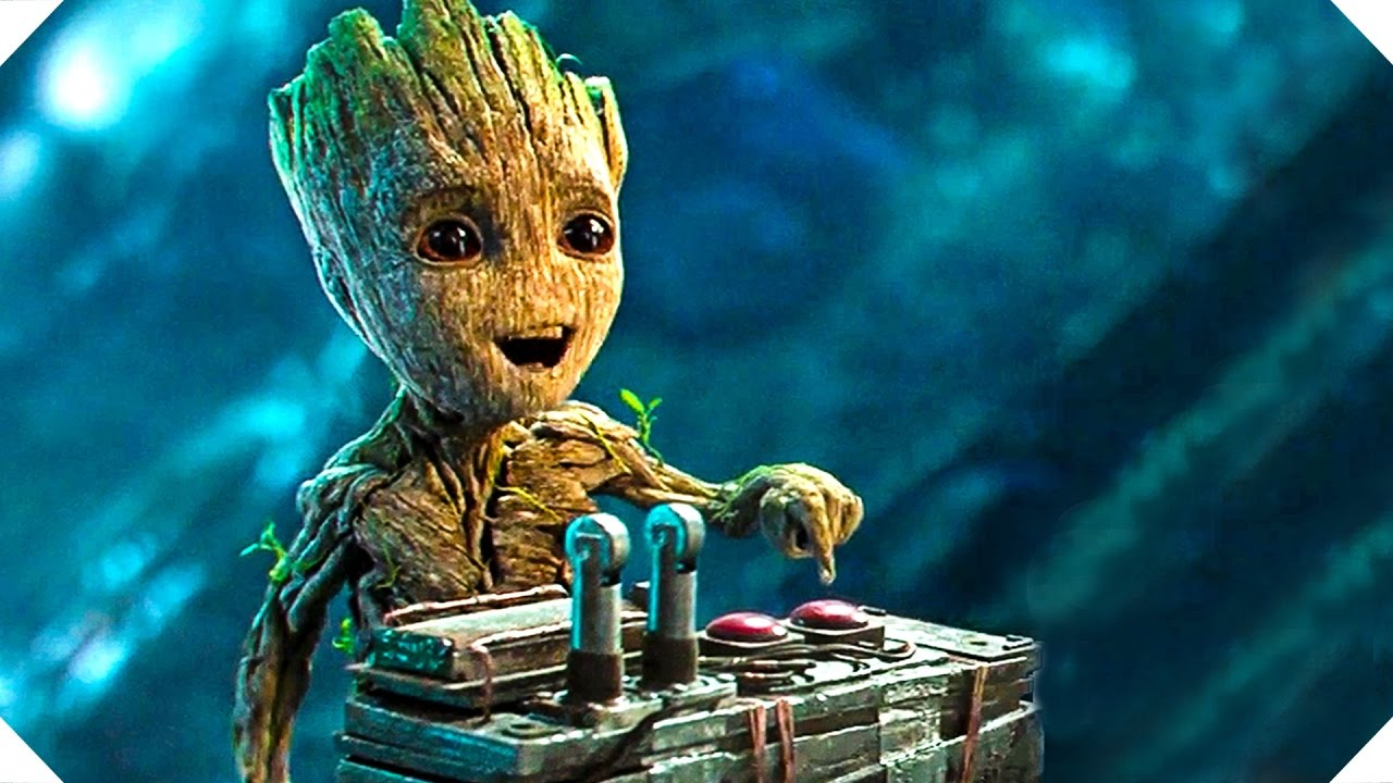 comic book movie guardians of the galaxy vol. 2