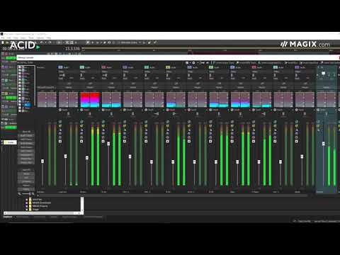 ACID Pro 8 by John Walden (Part 2): New Key Features