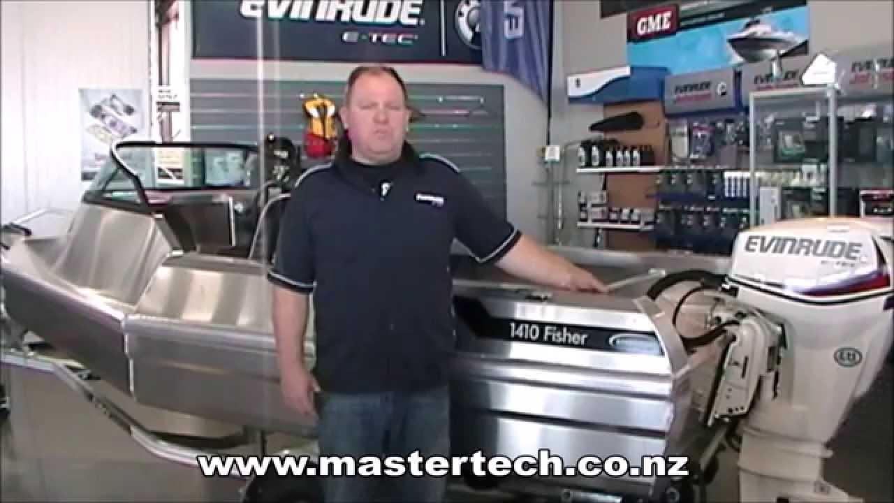 2014 Stabicraft 1410 Fisher - Mastertech Marine
