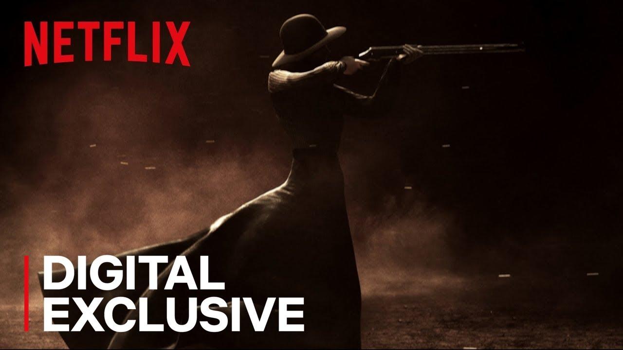 Godless | Title Sequence [HD] | Netflix