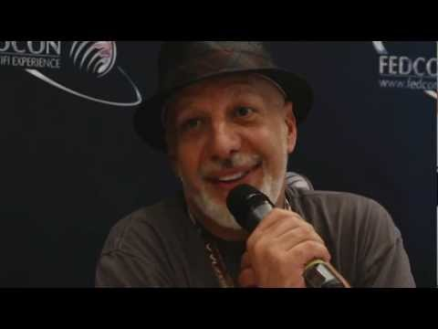 FedCon XXI: Q&A with Erick Avari from Stargate (2012)