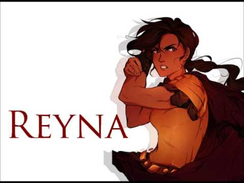 Heroes of Olympus Theme Song [Full Music] : REYNA