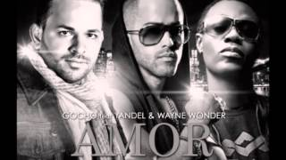 Gocho Ft. Yandel -- Amor Real  (iTunes) (Original) - 2013