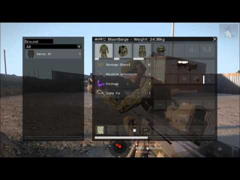 ARMA 3 48th MI vs ARMA Finland