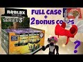 Roblox Celebrity Series 3 Purple Mystery Boxes & Code items, Unboxing & Toy Review