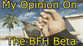 "Battlefield Hardline Beta - My 2 Cents  ""Opinion/Review"""
