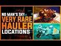 No Man's Sky | Very Rare Hauler / Dropship Locations