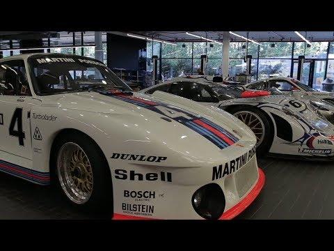 Porsche Museum Workshop | The Speed Journal's Interview with Benjamin Marjanac