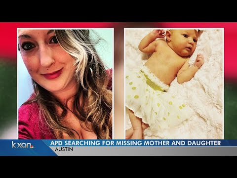 Mom And 2-week-old Baby Missing, Last Seen In South Austin