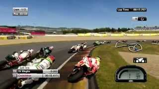 MotoGP 2014 (Game) Gameplay (Dry) [PC + HD]