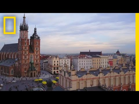 See the Castles and Cathedrals of Krakow's Historic City Center | National Geographic