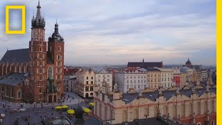 See the Castles and Cathedrals of Krakow's Historic City Center   National Geographic