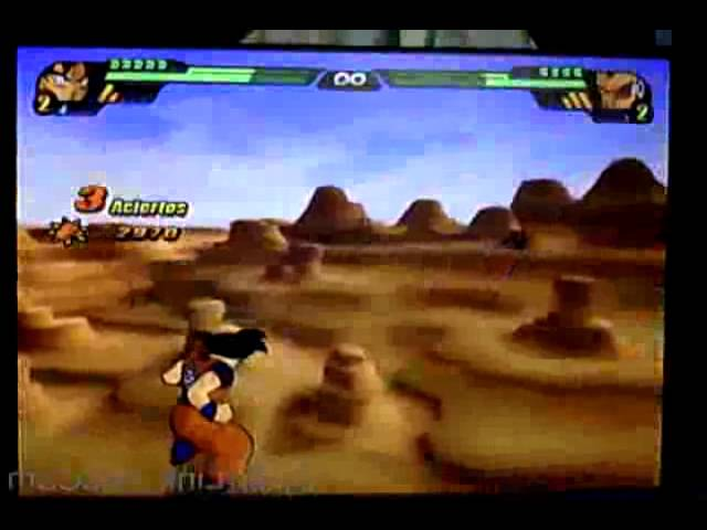 dragon ball z budokai tenkaichi 3 version latino  modo historia saga saiyajin dificultad normal Videos De Viajes