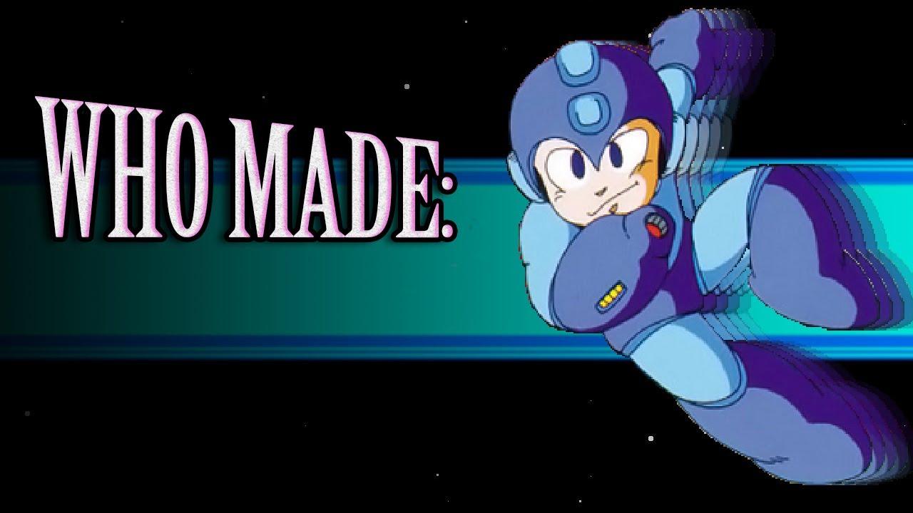 Who Made Mega Man
