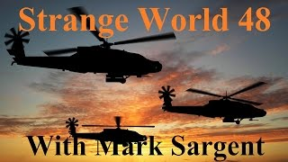 U.S. Army Aviation & Ground Training Combat Expert talks Flat Earth - SW48 - Mark Sargent ✅