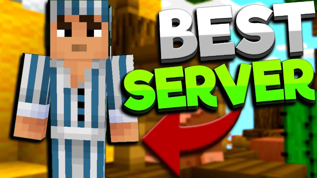 The Best Bedwars Server On Mcpe Minecraft Pocket Edition Bedwars Youtube