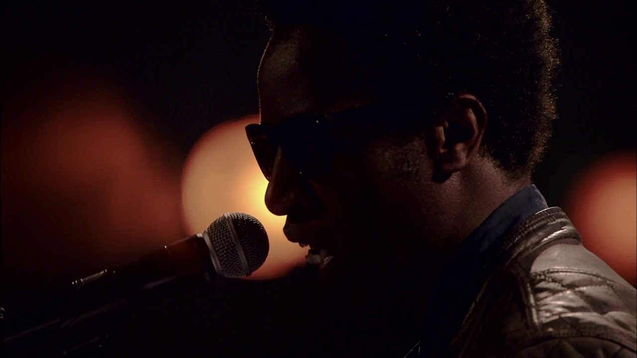 David Murray feat. Saul Williams 'Blues for Memo' Teaser