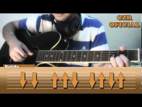 Escudo Voz da Verdade - Aula de Violão como tocar GOSPEL FÁCIL