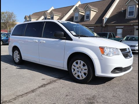 STK#: K4374 - 2018 Dodge Caravan - Location: Kingston Pike, Tennessee - www.olebenfranklinmotors.com